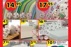 A101 9 Haziran Aktüel - Ev Tekstili