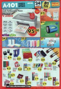 A101 24 Kasım 2016 Aktüel Ürünler Kataloğu