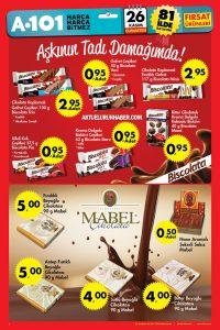 A101 26 Kasım 2016 Aktüel Ürünler Kataloğu