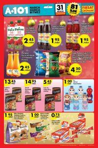 A101 31 Aralık 2016 Aktüel Ürünler Kataloğu