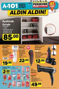 A101 30 Mart 2017 Aktüel Ürünler Kataloğu