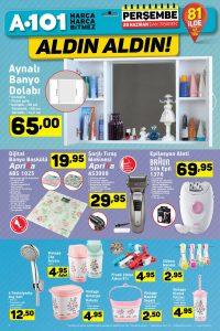 A101 29 Haziran 2017 Aktüel Ürünler Kataloğu