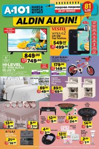 A101 20 Temmuz 2017 Aktüel Ürünler Kataloğu